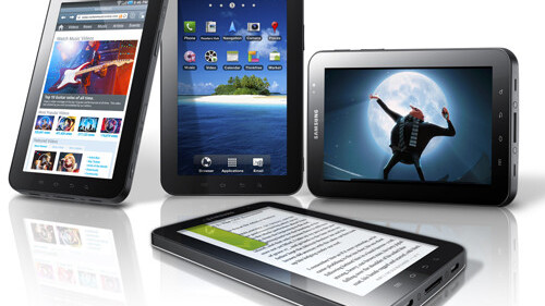 Samsung Galaxy Tab goes official, gets mid-September european release