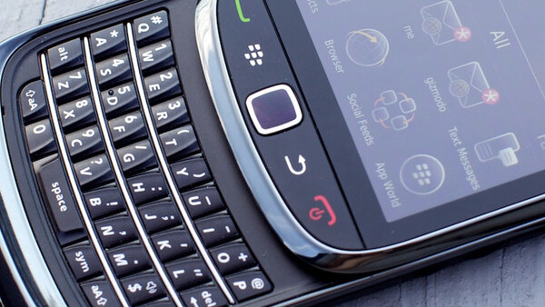 Blackberry Torch Available on Telus, Rogers, and Bell. Yawn?