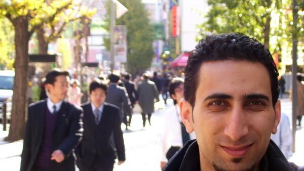 Aspiring MENA Entrepreneurs: Monther AbuShaikh