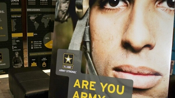 A soldier's life: the US Army's blogging network
