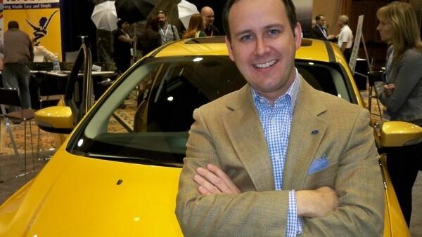 Video: Scott Monty, Ford's head of social media, talks cars and tech at BlogWorld