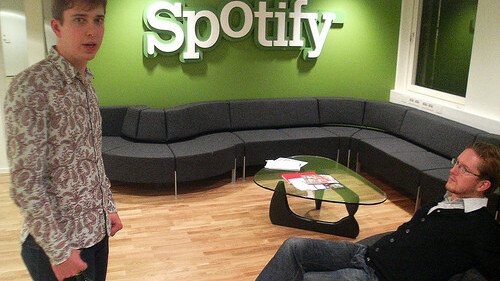 "Virgin Media and Spotify close ""to concluding a partnership deal"""
