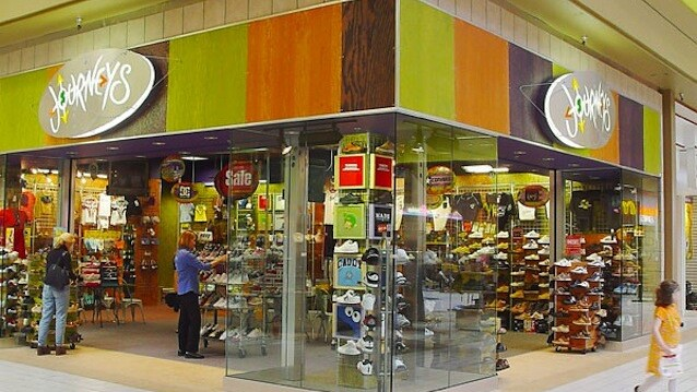 Try on shoes, get a free Android or BlackBerry
