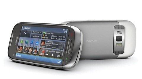 Nokia C7 Unboxing And First Look