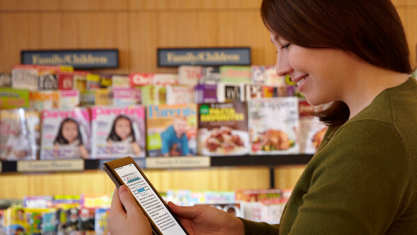 One million Nooks in, Barnes & Noble splashes the Nook with Color