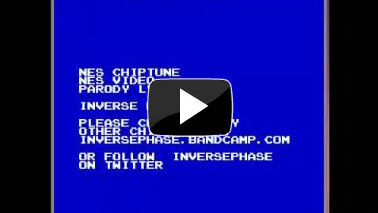 8 Bit – Cee Lo's hit perfomed by your dusty NES