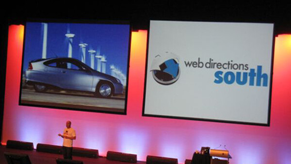 Web Directions South Conference, Day 2