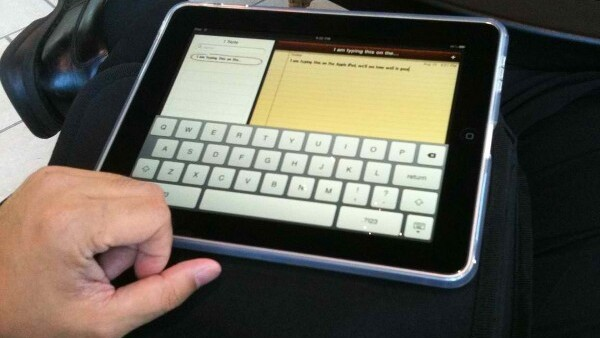 Nielsen: iPad owners are mostly young, ad click happy, males