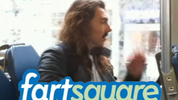 Fartsquare: share that you farted, how smelly/loud/wet and where it was