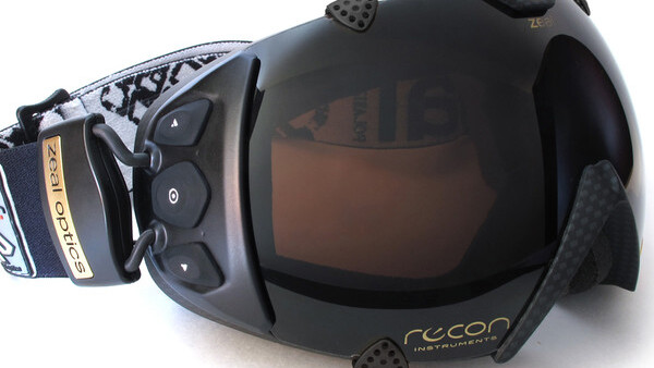 Recon Puts GPS in Your Ski Goggles