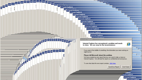 Sure, but can Firefox or Chrome do this?