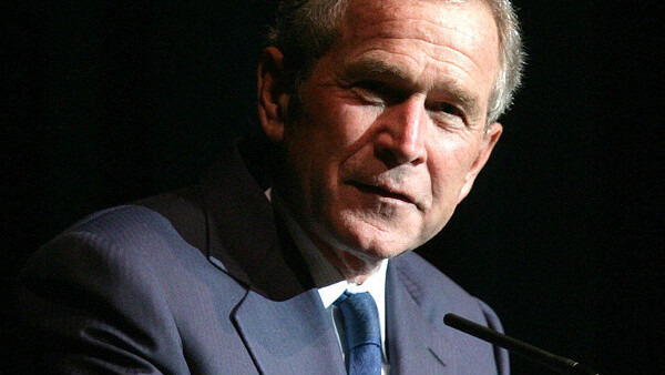 George W. Bush to answer live questions from Facebook HQ tomorrow