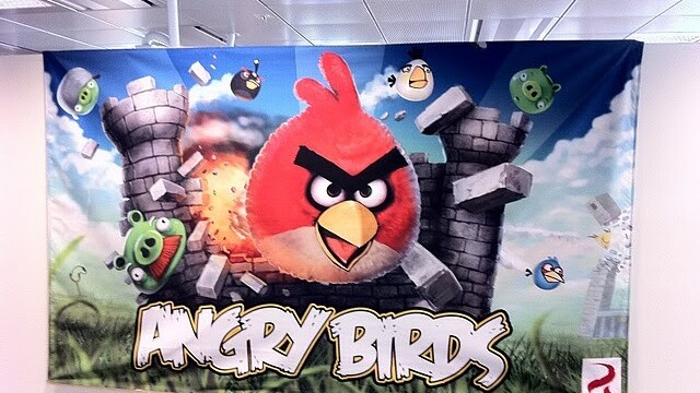 Angry Birds Sails Past 10 Million Paid Downloads