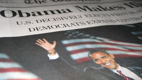 Promoted Post: Washington Post to have Promoted Trend during election
