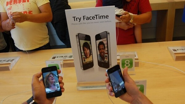 FaceTime on an iPhone 3GS – well, kinda, sorta…no video yet