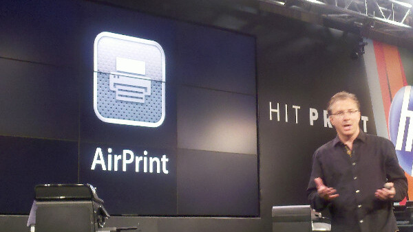 What you need to know about AirPrint? It's all about HP.