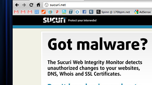 Try This: Sucuri. Virus, Malware and DNS protection for your website