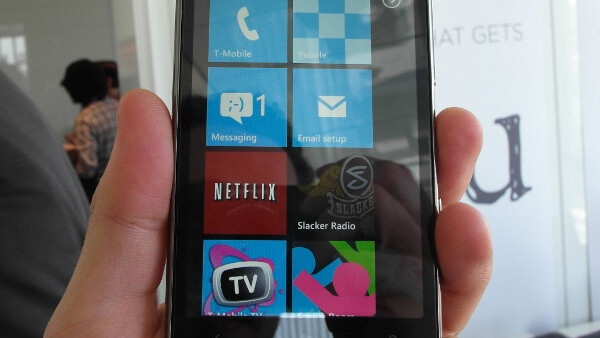 Windows Phone 7 Google Search app now live in marketplace