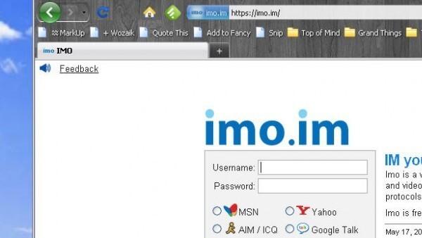 imo.im: Slick, new, free, IM client for iPad