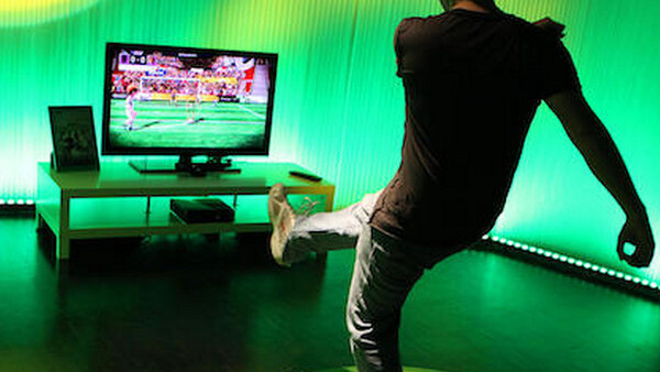 Germany gets down for the EU Kinect launch