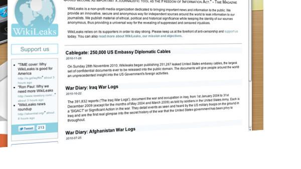PayPal Cuts Off WikiLeaks' Cash Flow