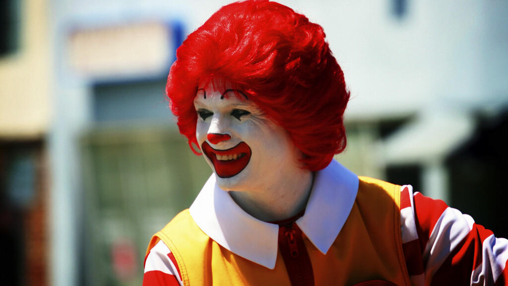 Like Gawker, McDonalds targeted by hackers.