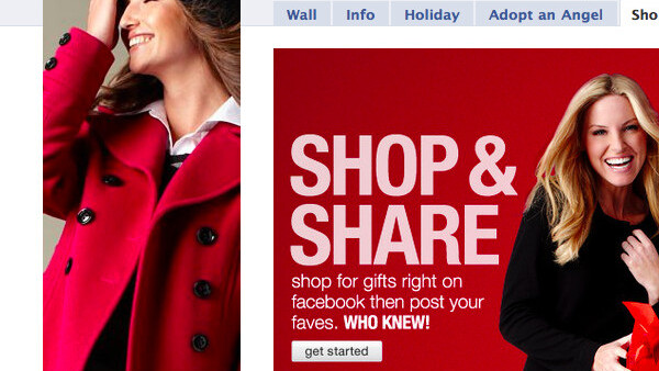 JCPenney launches its first Facebook e-commerce store