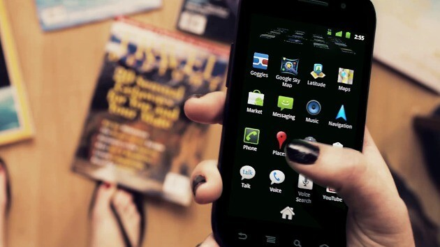Nexus S now available for pre-order in the UK
