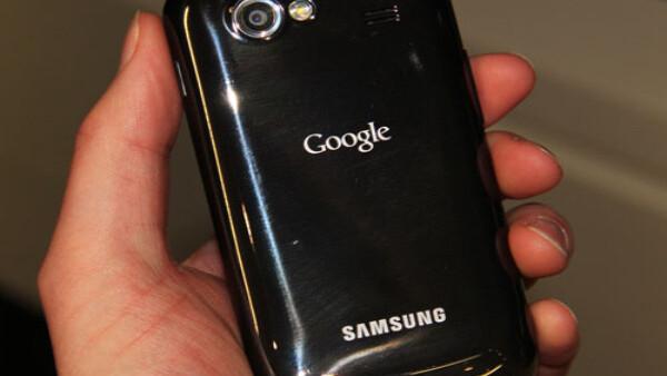 New Google Maps gets demoed on the Nexus S