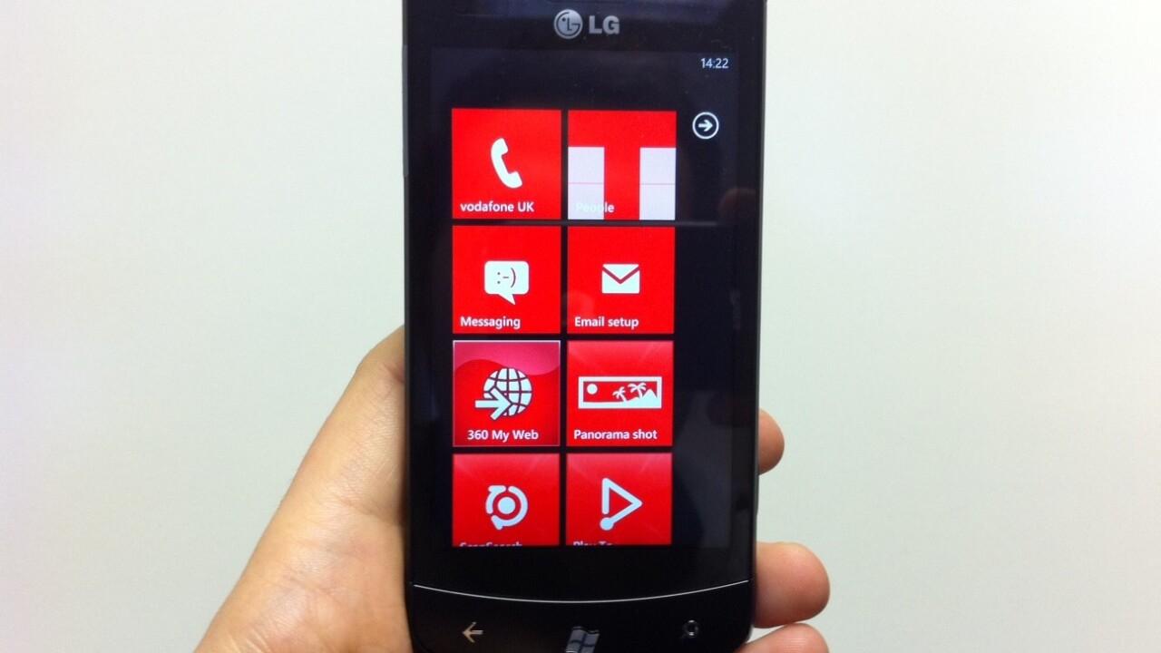 Windows Phone 7 Marketplace Surpasses 4,000 Apps