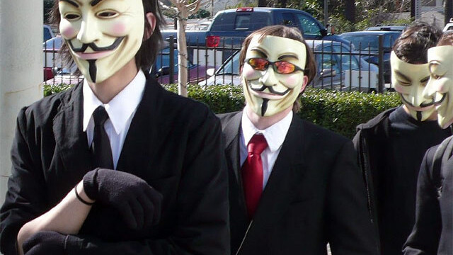 Anonymous targets Malaysia for censoring Wikileaks, file-sharing sites