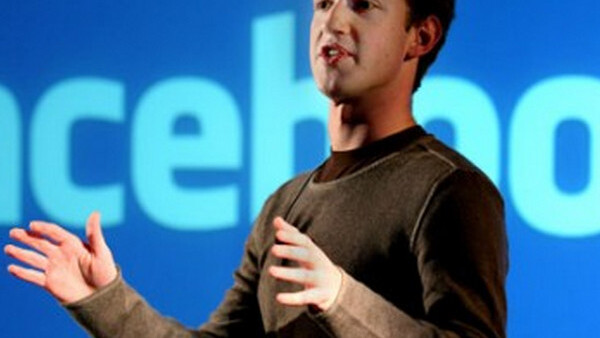 Facebook beat Google as the most visited site in 2010