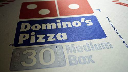 Dominos UK iPhone pizza orders top £1 million in just three months