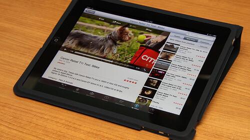 Apple Seeks To Protect iPad UI, Files 45 European Design Patents