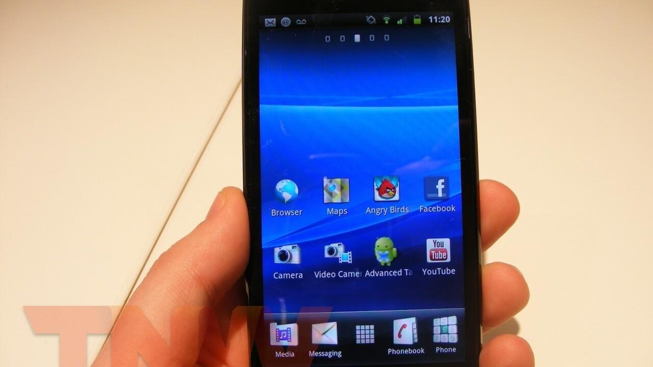 TNW First Look: Sony Ericsson Xperia Arc