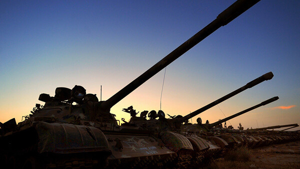Invisible tanks could be ready for battle within five years