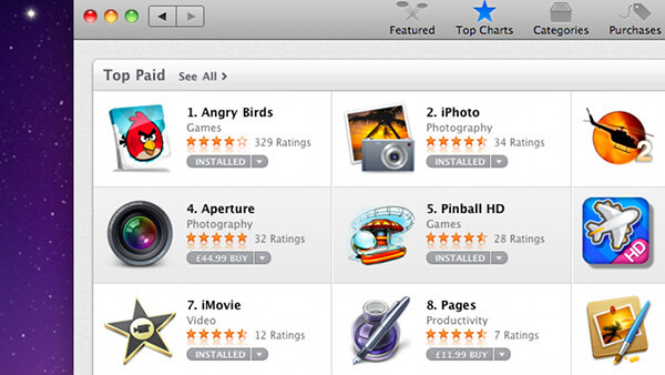 1 million apps downloaded from the Mac App Store in 24 hours