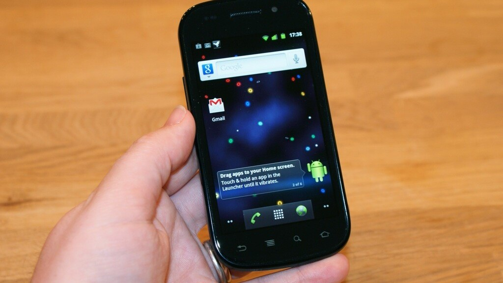 Google Acknowledges Nexus S Reboot Issues