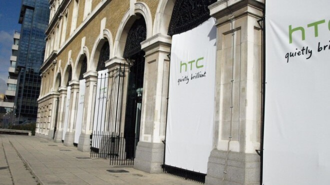 """HTC To Launch Android 2.3 """"Flyer"""" Tablet In March"""