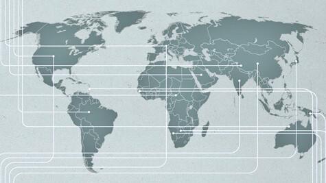 Internet Penetration Around The World [Infographic]