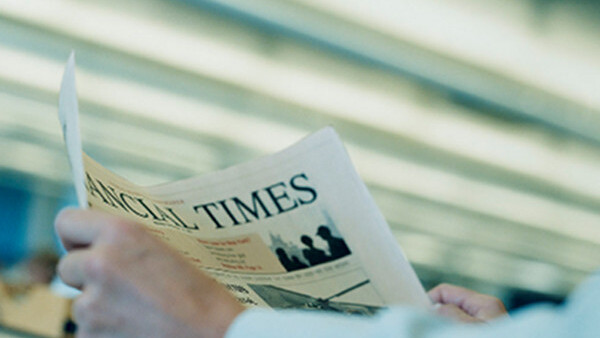 The FT's Tilt takes a tech blog-style approach to financial news