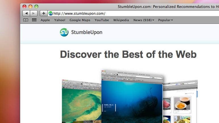 Did StumbleUpon just pass Facebook for social media traffic?