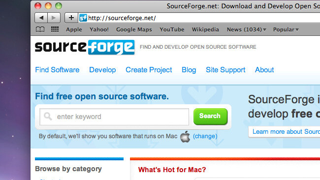SourceForge attacked, resets 2 million account passwords to protect users