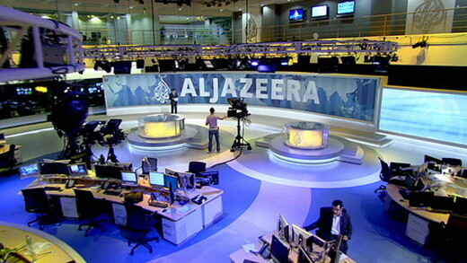 Al Jazeera Provides via Internet After Nilesat Cuts Signal