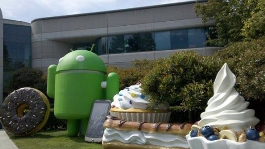Google Drops Android 3.0 SDK Preview, Teases Screenshots