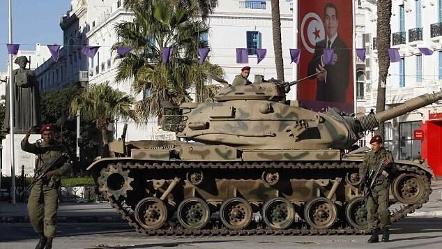 Tunisia's Revolution Gets a Facebook Game: Defender of Tunisia