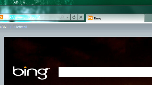 Bing rolls out new image search homepage