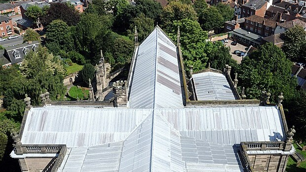 Thieves use Google Earth to find and steal lead-lined Church roofing