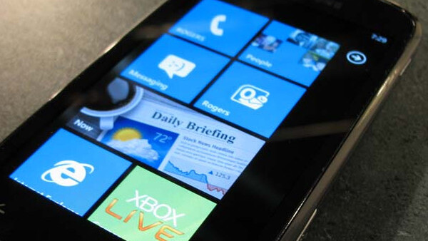 The Windows Phone 7 app marketplace has come of age