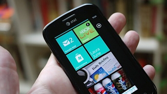 The top 5 Windows Phone 7 games and apps